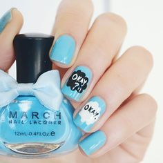 nail-art-a-culpa-e-das-estrelas