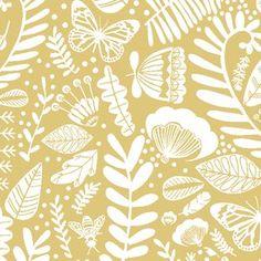 Hawthorne Threads - Norwegian Wood - Thicket in Honey