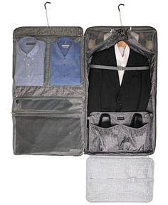 "Ricardo Mar Vista 42"" Rolling Garment Bag - Garment Bags - luggage - Macy's"