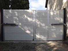 Vonkajšie brány - R-Tore Garage Doors, Outdoor Decor, Home Decor, Decoration Home, Room Decor, Home Interior Design, Carriage Doors, Home Decoration, Interior Design