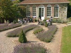 The Orangery, Ugbrooke, set in landscapes by Capability Brown.