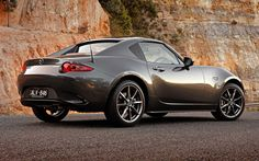 Ya rueda en Colombia el nuevo Mazda MX-5 RF
