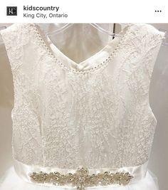Communion Dresses, Tank Dress, Formal Wear, Girls Dresses, Country, Detail, Lace, Kids, Instagram