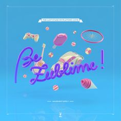 Be Zublime! on Behance