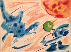 #sunbird #bird #sun #bySötArt #toothemoonandback #watercolour #painting #abstractart Brave, Art Photography, Painting, Birds, Legends, Fine Art Photography, Painting Art, Paintings, Bird