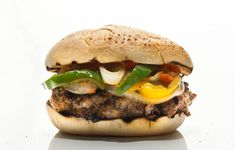 Real talk: Given the option, I will eat a sausage burger over a regular old cow burger any day. Get the recipe.