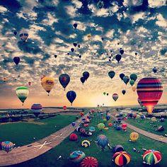 Hot Air Balloons I love it