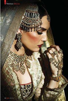 Designer Bridal Kundan Jewellery