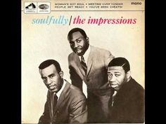 THE IMPRESSIONS - I' M THE ONE WHO LOVES YOU - LITTLE LP GREATEST HITS - ABC PARAMOUNT ABCS 515 - YouTube