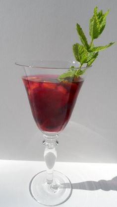Sangria - easy and can be made ahead