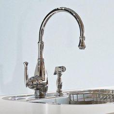 GRAFF Kitchen Faucet Duxbury with Side Spray