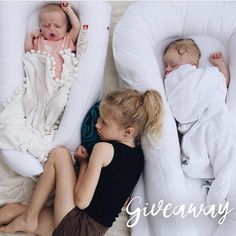 Saturday morning GIVEAWAY! Can we stay like this forever? We have teamed up with @amavidreams for a super dreamy giveaway. We will be giving away a $100 shop credit. 1. Follow both @amavidreams & @dockatot 2. Tag all your friends. Each tag is an entry. 3. Like this photo on each page so we know you've entered. 4. For an extra entry re-post this image with the hashtag: #amavidockatot Ends in 48 hours. Winner will be announced on this post. This giveaway is in no way sponsored or endorsed by…