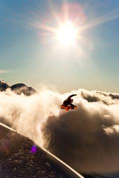 BUCKET LIST: sky diving