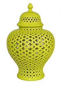 Lime Ginger Jar Small 89 95 One Kings Lane Art Decor Home
