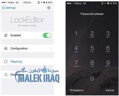  : (AquaBoard (iOS 8 اداة لإضافة تأثيرات مائية على ال...