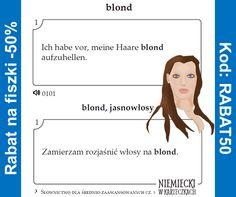 blond - blond, jasnowłosy