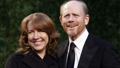 Ron Howard and Cheryl Alley