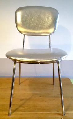 PLATINUMCHAIR 80's STYLE sedia da ufficio rifatta di ValllRAS