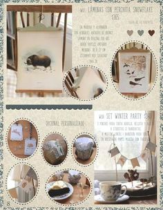 La Maison Boop! ♥ It's Time to Celebrate ♥ Especial Invierno ♥ Julio 2017  A Little Cabin ♥ Especial Invierno ♥ Todo para tus celebraciones + Recetas + Inspiración ♥ Welcome Winter ♥ Home decoration items, , recipes and more...