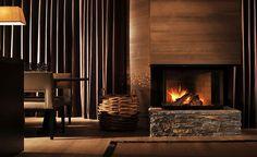 Luxury Ski Chalet Design by Nicky Dobree Chalet Design, Chalet Style, Ski Chalet, Lodge Style, House Design, Chalet Interior, Interior Design Awards, Modern Interior Design, Grand Designs