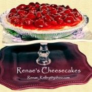 USMC Wife, who makes amazing cheesecakes. Flavors include Plain, Strawberry,Cherry, Blueberry,Double layer chocolate,Chocolate,Pumpkin,Coconut, Caramel apple, White Choc Raspberry, Reese�s,Tiramisu & Oreo.They�re like NY style but do have crust and I do put the flavored topping on top of the cheesecake. It�s homemade cheesecake. Strawberry,blueberry, and cherry are $17.00. Speciality cheesecakes are $20.00.  Reese�s peanutbutter and Tiramisu is $22.00.   Next day delivery.   Visit Now!