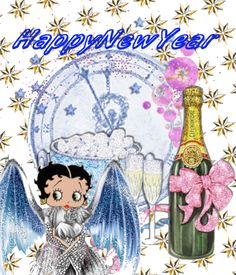 happy new years new year pictures boop gif betty boop pictures happy new