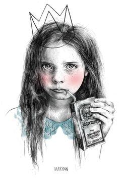 illustration by marynn