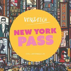Buy New York Pass: My Passport Experience for New York's Best Attractions Source by geckofootste The New York Pass, Visit New York City, New York City Travel, Brooklyn Bridge, New York Restaurants, Manhattan, Attraction, Times Square, Voyage New York