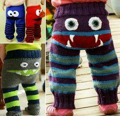 Cute knit pants