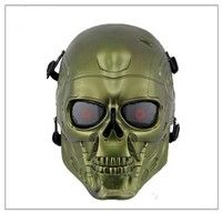 Buy 2014 New Distinctive Individuality Masquerade Ball Carnival Skull Distinctive Film Prop Anti-fog Half Full Face Mask at Wish - Shopping Made Fun Full Face Mask, Fashion Face Mask, Masquerade Ball, Carnival, Skull, Film, Movie, Masquerade Prom, Film Stock
