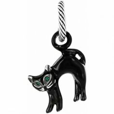 Scaredy Cat Charm #Brighton Need this for my Halloween charm bracelet!