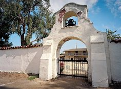 The Olivas Adobe in Ventura, California is an adobe structure built in 1841 by Raymundo Olivas on the north bank of the Santa Clara River