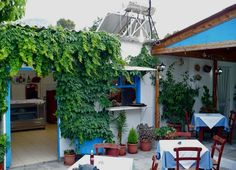 Poseidon Fish Tavern Georgioupoli Crete Greece fresh fish and sea food