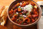 Pressure Cooker Vegan Black Bean Chili Recipe