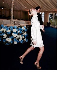 Fashion Editor Pandora Sykes Wedding Album - Image 6