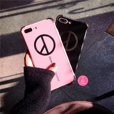 WEBSTA @ justincase.co - [Peaceminusone Mirror Phone Casing]Available for❥ 6/6s/6plus/6splus/7/7plusColor❥ Black/Pink✎Order/Enquiry ▶▷PM/Whatapps❥018-7713966📎Looking for other phone model/design please PM📎Pre-order closing on every Saturday 10pm#iphonecasemurah #iphonecover #iphonecase #malaysia #hardcasing #softcase #hardcover #softcover #justincase.co #justincase #couplephonecase #phonecases #phonecasing #peaceminusone #peaceminusonephonecase