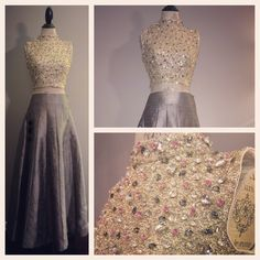 'Dia' crop top lengha- available for pre-sale. Message us at Info@holichicbymegha.com www.holichicbymegha.com