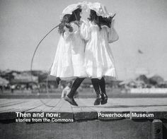 Resource; Then & Now: Stories from the Commons is a 78-page photo book full of historic images from the late 1800s and early 1900s in Australia.
