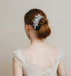 Isabella Hair Comb by Jennifer Behr