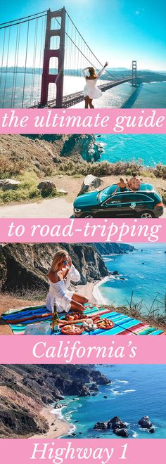 The Ultimate Guide to Road-Tripping California's Pacific Coast Highway One - via @JetsetChristina, Travel & Leisure's Top Luxury Travel Blogger & Instagrammer