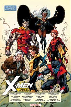 Exclusive: X-Men Gold, Venom, And More Marvel Legacy Primers Revealed Marvel Xmen, Marvel Comics Art, Marvel Heroes, Cosmic Comics, Marvel Cinematic, Superhero Villains, Comic Book Superheroes, Comic Books Art, Book Art