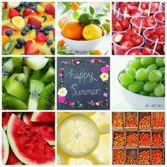 Happy summer! #moodboard #byJeetje♡