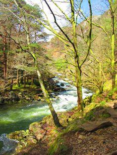 Beddgelert, Wales