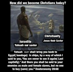 Christianity is the black man's crack.
