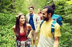 Image result for group hike