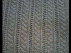 Kalpana Tuladhar's media content and analytics Knitting Stiches, Knitting Videos, Lace Knitting, Knit Crochet, Knitting Designs, Knitting Patterns Free, Crochet Patterns, Brick Stitch, Free Baby Stuff