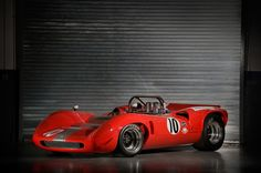 The 1965-70 Lola T70. The Lola name is among the more recognized in the history of automotive  racing. In the 40+ years Eric Broadley was at the helm of Lola Cars, they  were also one of the most successful.