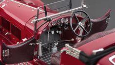 CMC M-138 Alfa Romeo 6C 1750 GS 1930 08