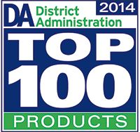 ST Math named one of the District Administration Top 100 Products 2014, which highlights the best educational products schools and districts are using to help their students excel.