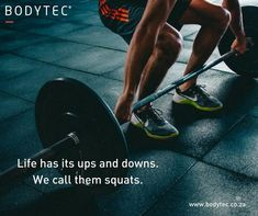 You gotta ride the ups and the downs! #ups #downs #life #lifestyle #fitness #workout #train #training #motivation #inspiration #FridayFunny #Friday #humour #weekend #weekendvibes #getfit #gethealthy #fitgoals #bodygoals #bodytec #bodytecsa #emstraining #ems #20minutes #onceaweek #squats